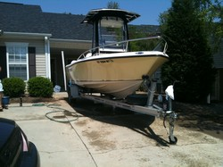 Used boats for sale at boatbrowser by united marine for Johnson motor co aiken sc